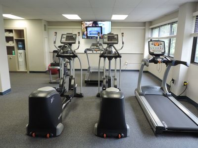 Are fitness center