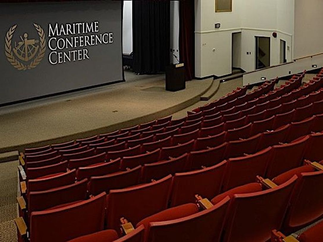 Maritime Conference Center Theater Interior